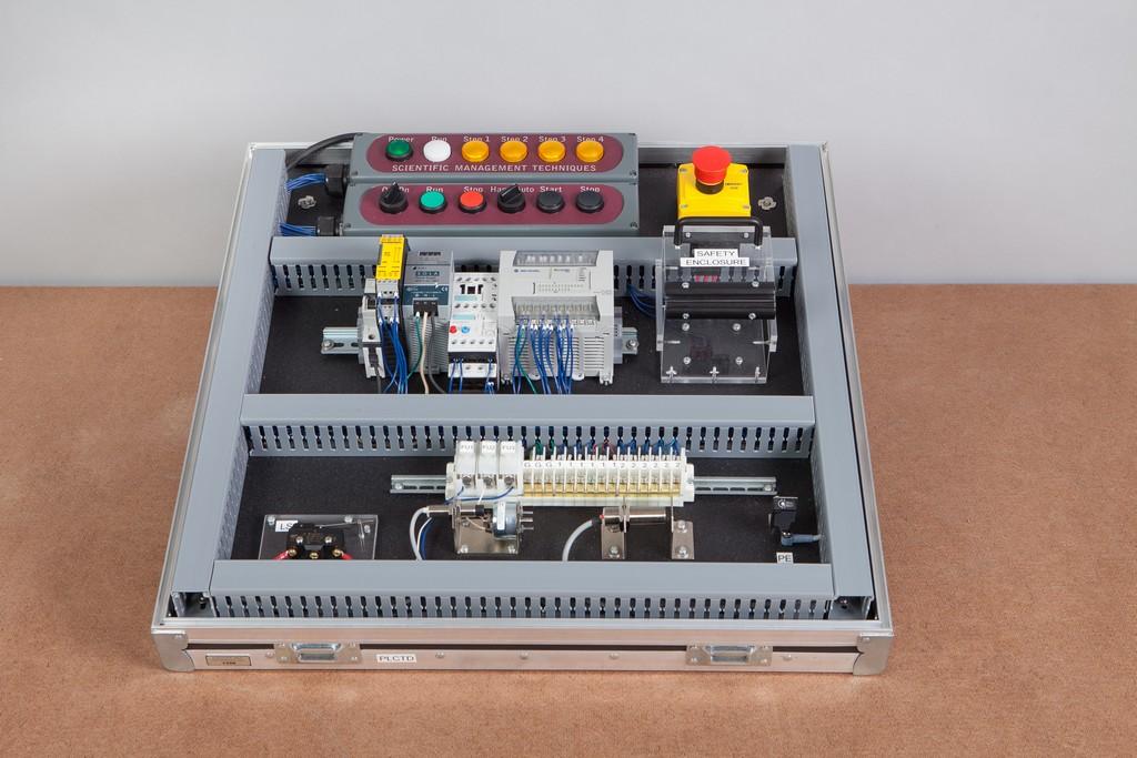 PLC Test Device Scientific Management Techniques Inc